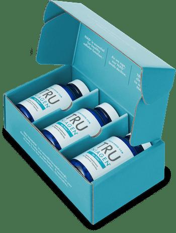 tru niagen packaging